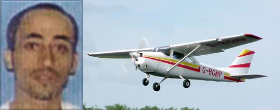 Hani Hanjour e Cessna 172