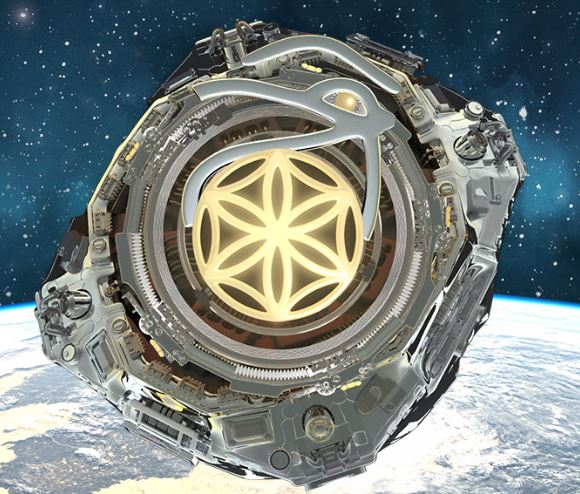 Resultado de imagem para imagens asgardia estaçao espacial
