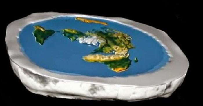 Resultado de imagem para terra plana imagens
