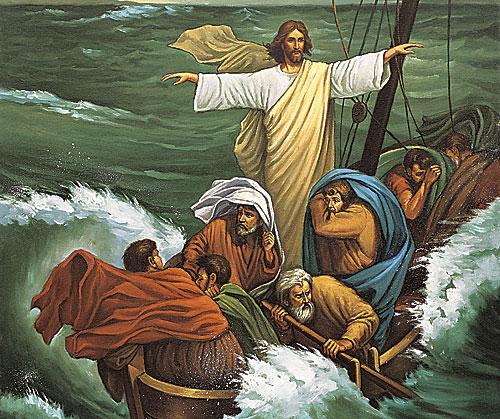 Resultado de imagem para Jesus acalma a tempestade imagens